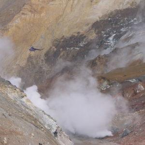 Однодневная экскурсия в кратер Мутновского вулкана 1.1