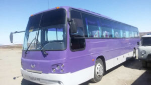 Пассажирский автобус DAEWOO