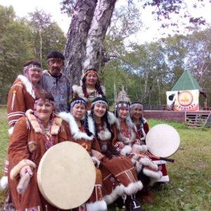 Экскурсия в ительменскую деревню Пимчах 5.2