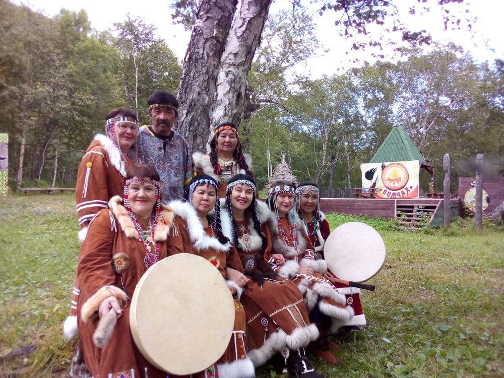 Экскурсия в ительменскую деревню Пимчах